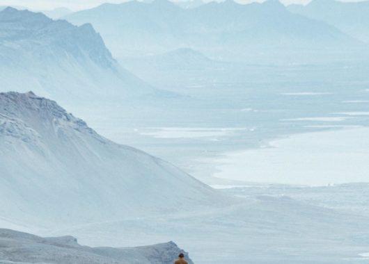 Чоловік в горах
